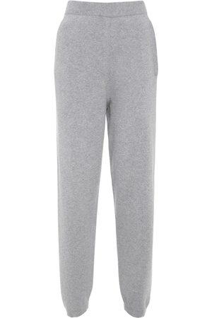 Max Mara Women Sports Trousers - Cashmere Knit Sweatpants