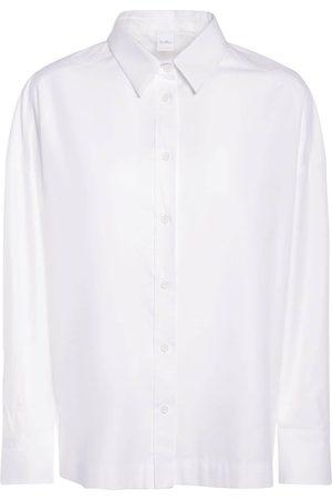 Max Mara Cotton Twill Shirt