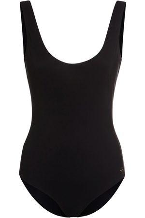 Dolce & Gabbana Women Swimsuits - Logo One Piece Swimsuit
