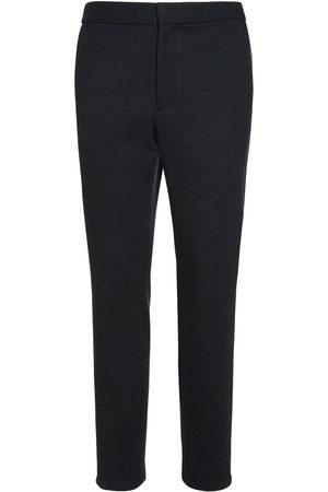 Loro Piana 17cm Wool Blend Pants
