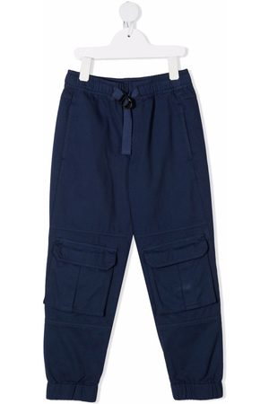 Stella McCartney Twill cargo trousers