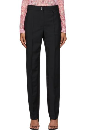 Givenchy Wool Woven Trousers