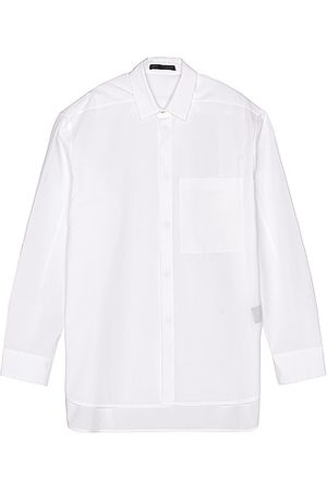 FEAR OF GOD Men Long sleeves - Easy Collared Shirt in