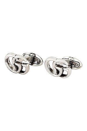 Gucci GG Marmont 17mm Cufflinks in Aged