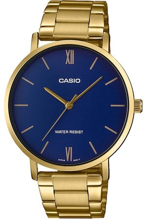 Casio Men Navy Blue Analogue Watch A1778
