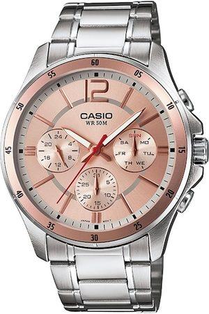Casio Enticer Men Rose Gold Analogue watch A1649 MTP-1374HD-9AVIF