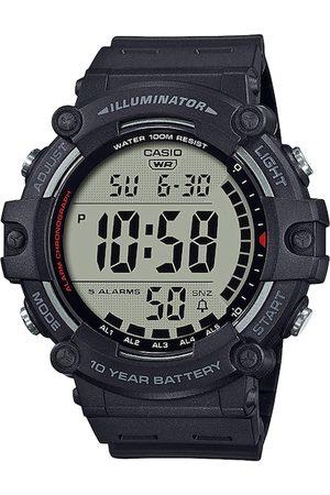 Casio Men Black Digital Watch D218