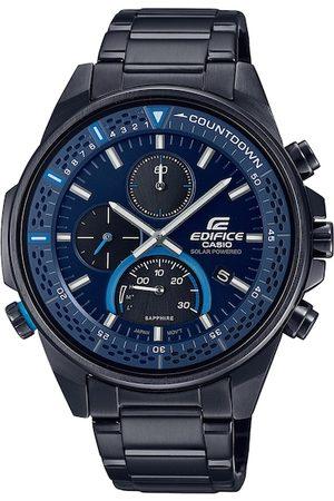 Casio Men Blue Analogue Watch ED510