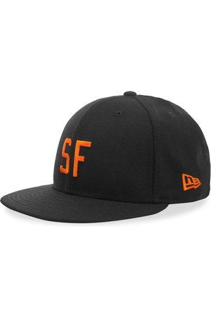 New Era Men Caps - MLB Team 59Fifty Fitted Giants Cap