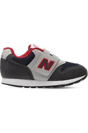 New Balance 996 Faux Leather Strap Sneakers