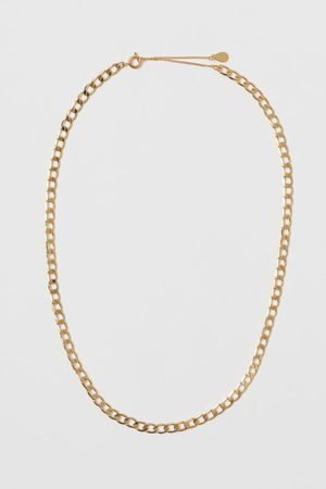 H&M -plated necklace