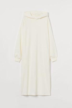 H&M Hooded sweatshirt dress