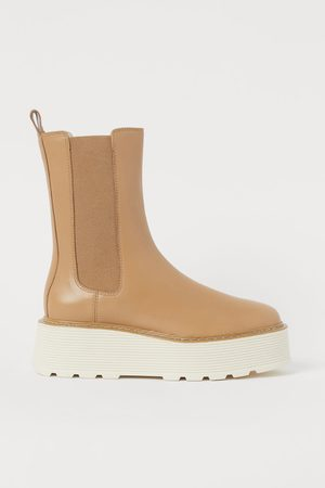 H&M Leather Chelsea boots