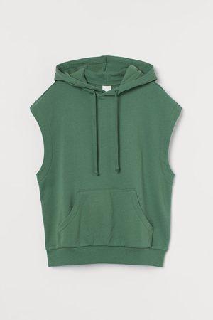 H&M Sleeveless hoodie