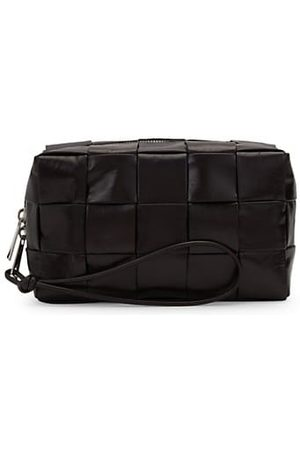 Bottega Veneta Men Briefcases - Leather Cassette Document Case