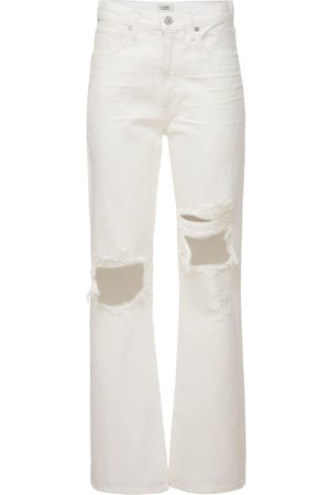 Citizens of Humanity Libby Relaxed Bootcut Denim Jeans