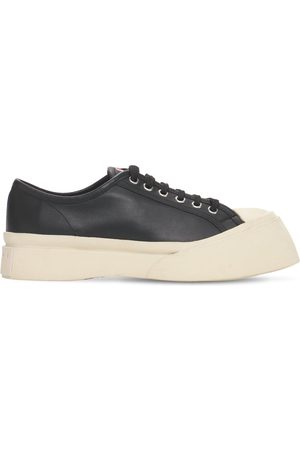 Marni 30mm Pablo Leather Sneakers