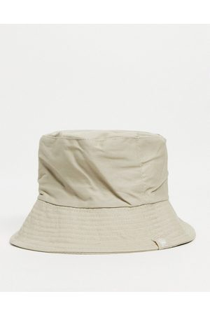 French Connection Bucket hat in stone