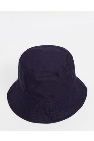 French Connection Cap in marine and gunmetal