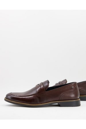 Base London Varone smart loafers in leather