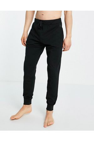 French Connection Jersey lounge joggers in and gunmetal