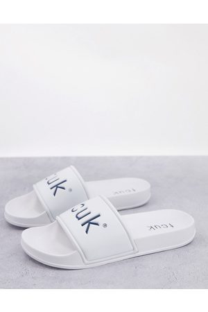French Connection FCUK sliders in and marine