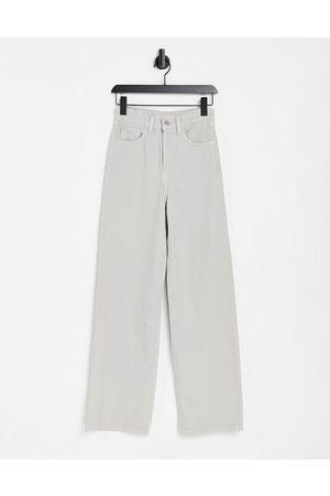 Levi's Levi's high loose jeans in ecru