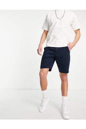 Hollister Flat front chino shorts in