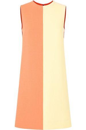 Dolce & Gabbana Women Dresses - Colour block mini shift dress