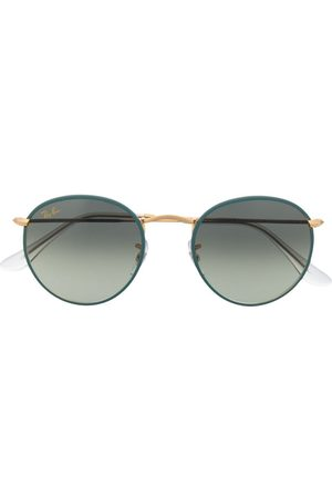Ray-Ban Round frame full-colour sunglasses