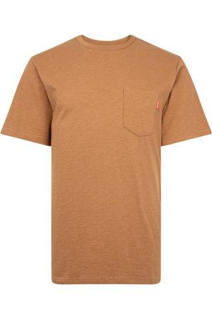 "Supreme Short Sleeve - Patch-pocket T-shirt ""SS 19"""