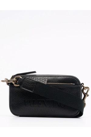 VALENTINO GARAVANI Men Belts - Logo-embossed belt bag