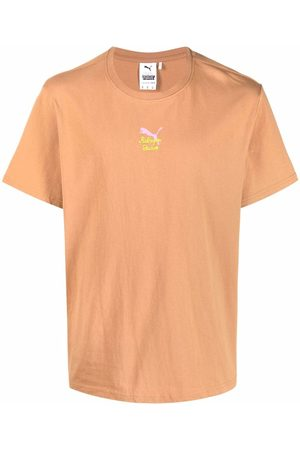 PUMA X Kidsuper logo print T-shirt