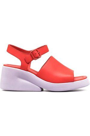 Camper Kaah colour block sandals