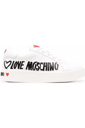Love Moschino Heart-motif sneakers