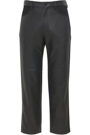 DION LEE Men Leather Trousers - Leather Trousers