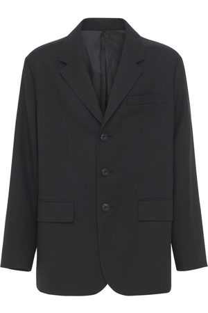 SOLID HOMME Oversize Wool Jacket