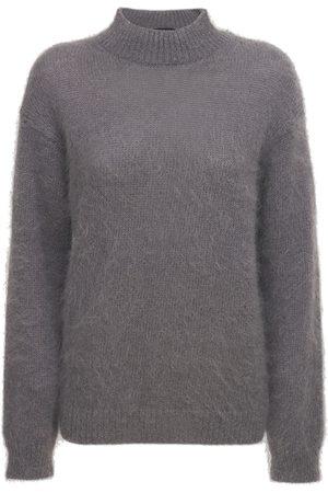 Tom Ford Mohair Blend Knit Turtleneck Sweater