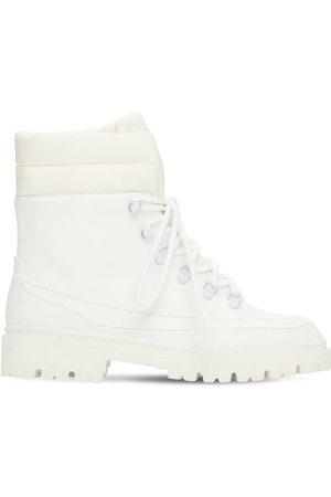 GIA 20mm Terra Leather & Nylon Hiking Boots
