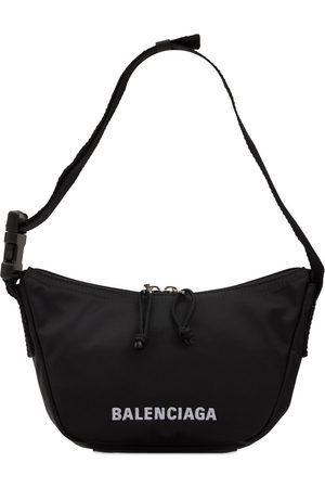 BALENCIAGA Wheel Sport Nylon Sling Shuolder Bag