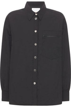 REMAIN Women Shirts - Evy Oversize Padded Recycled Nylon Shirt