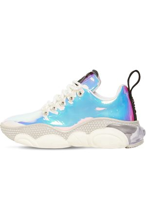 Moschino 30mm Teddy Hologram Sneakers