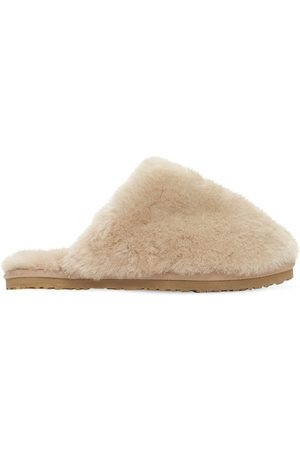 Mou 10mm Shearling Slippers