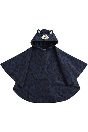 Stella McCartney Boys Ponchos & Capes - Printed Recycled Cape