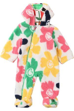 Stella McCartney Girls Bodysuits & All-In-Ones - Printed Recycled Teddy Romper