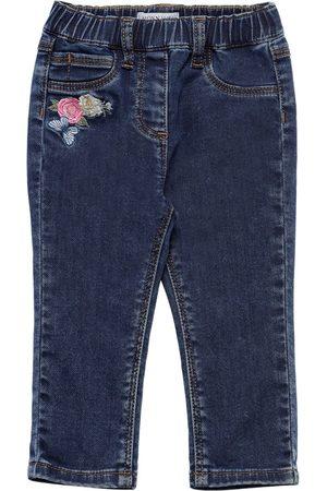 MONNALISA Winnie The Pooh Stretch Jeans
