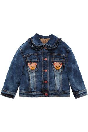 MONNALISA Girls Jackets - Stretch Jacket
