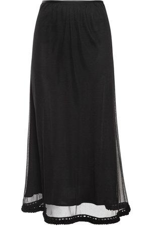 Jil Sander Women Skirts - Silk Knit Skirt
