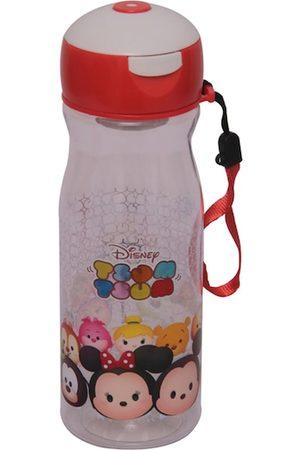 Disney White & Red Tsum Tsum Printed Sipper Water Bottle 500 ml