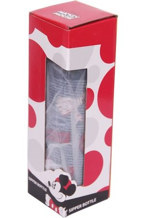 Disney Blue & Red Minnie Mouse Printed Sipper Water Bottle 750 ml